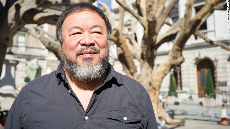 Artist Ai Weiwei Discovers Hidden 'Listening Devices' In Beijing Studio