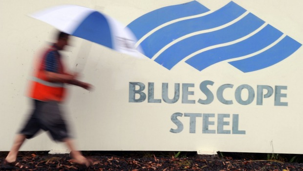 BlueScope Steel stung by alleged corporate espionage