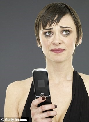 Bugging of phones by jealous partners 'rife': Campaign group warns women to guard against 'spyware' which tells a suspicious husband or boyfriend how they use device