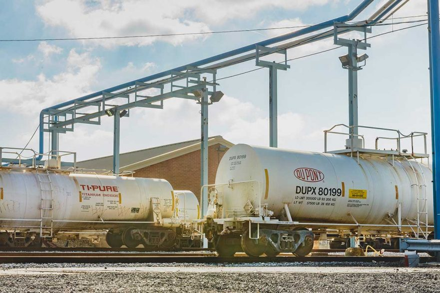 Dupont Edge Moor Plant