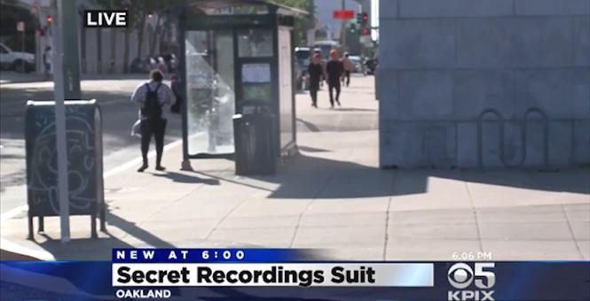 Exposed: FBI Bugged Public Bus Stop In San Francisco Area
