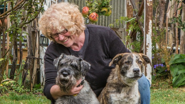 Woman 'shocked' to find council dog barking bugging device on her property
